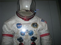 Alan Shepard's Apollo 14 space suit.