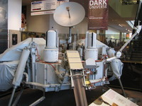 Replica of the Viking landers at the National Air and Space Museum.