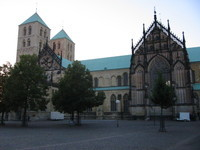 The Münster cathedral.